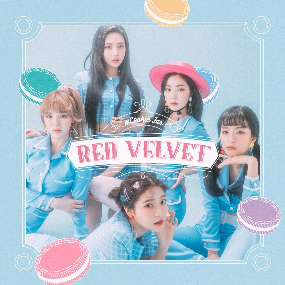 Red Velvet (레드벨벳) – #Cookie Jar [FLAC + MP3 320 / WEB] [2018.07.04]
