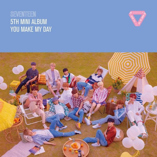 SEVENTEEN (세븐틴) – YOU MAKE MY DAY [FLAC + MP3 320 / WEB