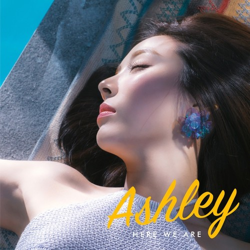 Ashley (애슐리) – HERE WE ARE [FLAC + MP3 320 / WEB] [2018.07.17]