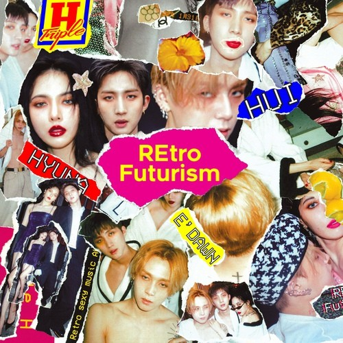 Triple H – REtro Futurism [24bit Lossless + MP3 320 / WEB] [2018.07.18]