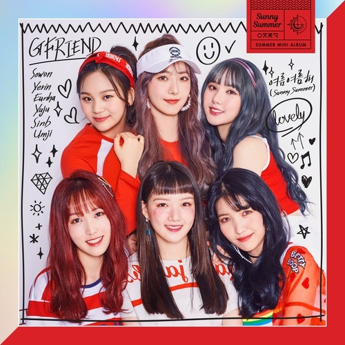 GFRIEND (여자친구) – Sunny Summer [FLAC + MP3 320 / WEB] [2018.07.19]