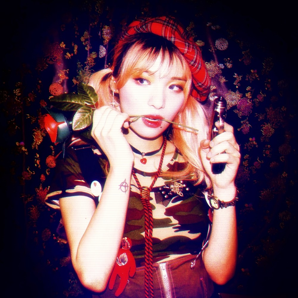 Jvcki Wai (재키와이) – Enchanted Propaganda [24bit Lossless + MP3 320 / WEB] [2018.07.06]