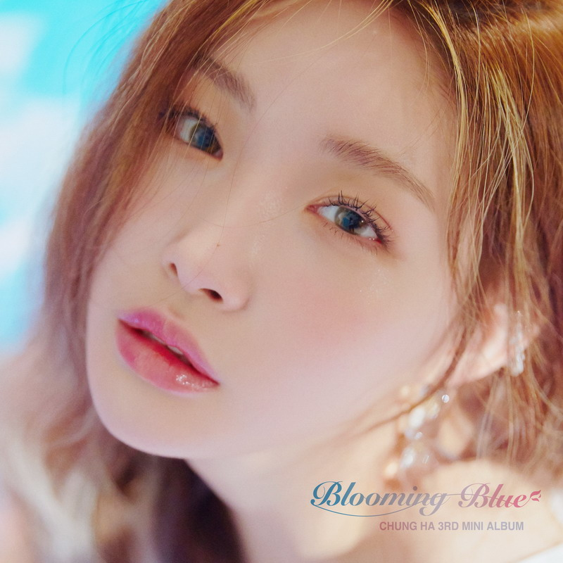 Kim Chung Ha (김청하) – Blooming Blue [24bit Lossless + MP3 320 / WEB] [2018.07.18]