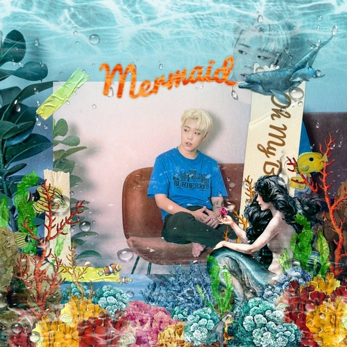 GLABINGO (글라빙고) – Mermaid [FLAC + MP3 320 / WEB] [2018.08.01]