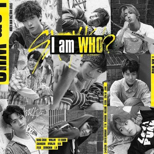 Stray Kids (스트레이 키즈) – I am WHO [FLAC + MP3 320 / WEB] [2018.08.06]