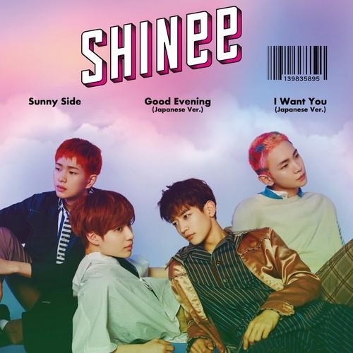 SHINee (샤이니) – Sunny Side [FLAC + MP3 320 / WEB] [2018.07.27]