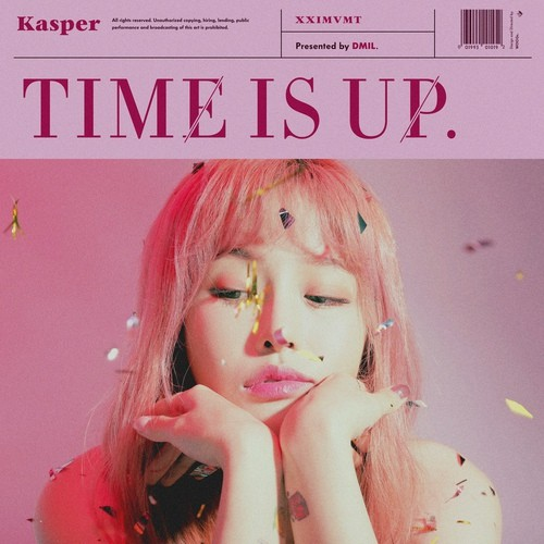 KASPER (캐스퍼) – TIME IS UP [FLAC 24bit/48kHz]