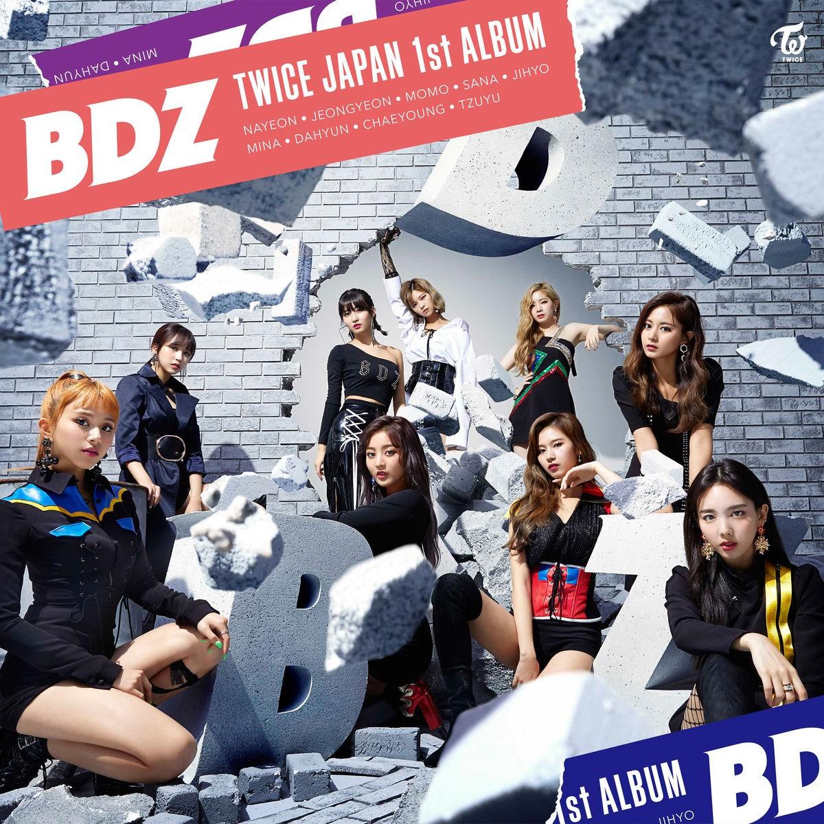 TWICE (트와이스) – BDZ [FLAC + MP3 320 / WEB] [2018 08 17] – J-pop