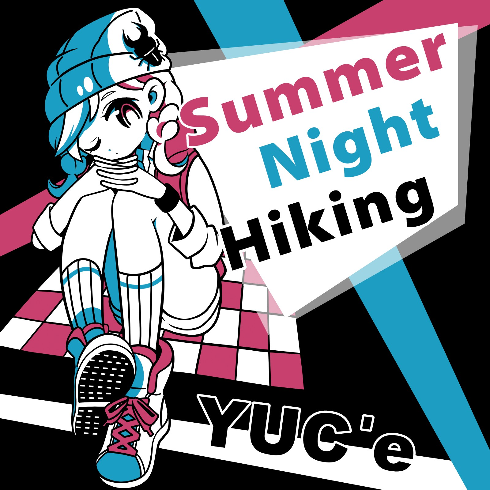 YUC'e (ゆーしえ) – Summer Night Hiking [FLAC + MP3 320 / WEB] [2018.08.10]