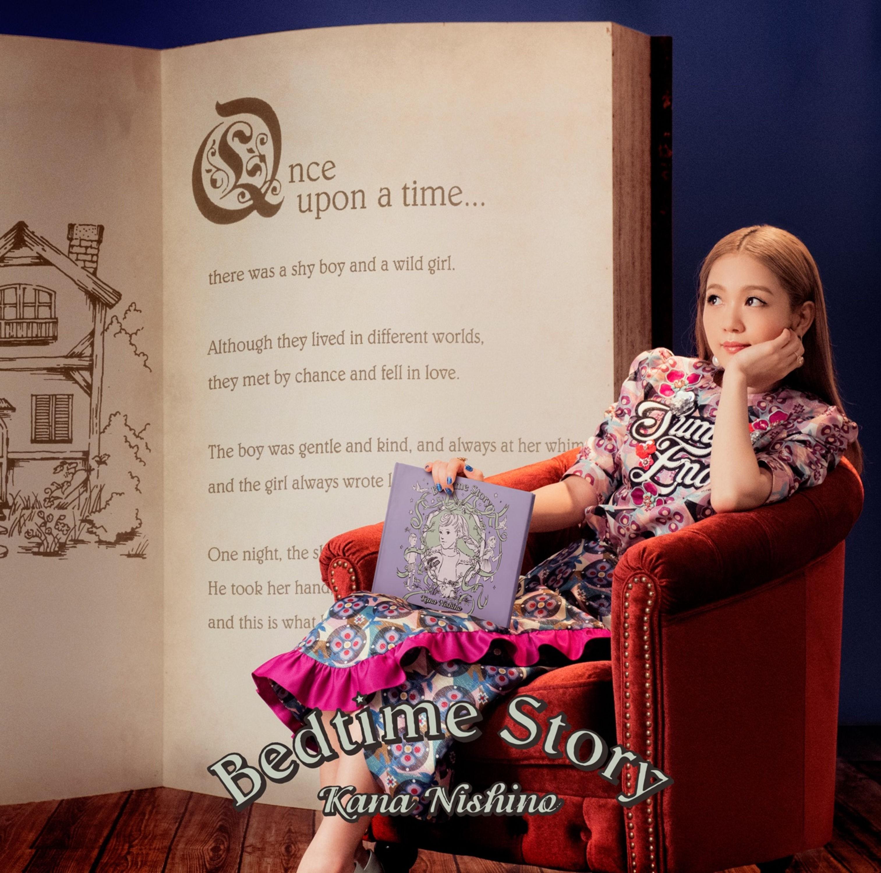 西野カナ (Kana Nishino) – Bedtime Story [MP3 320 / WEB] [2018.09.12]