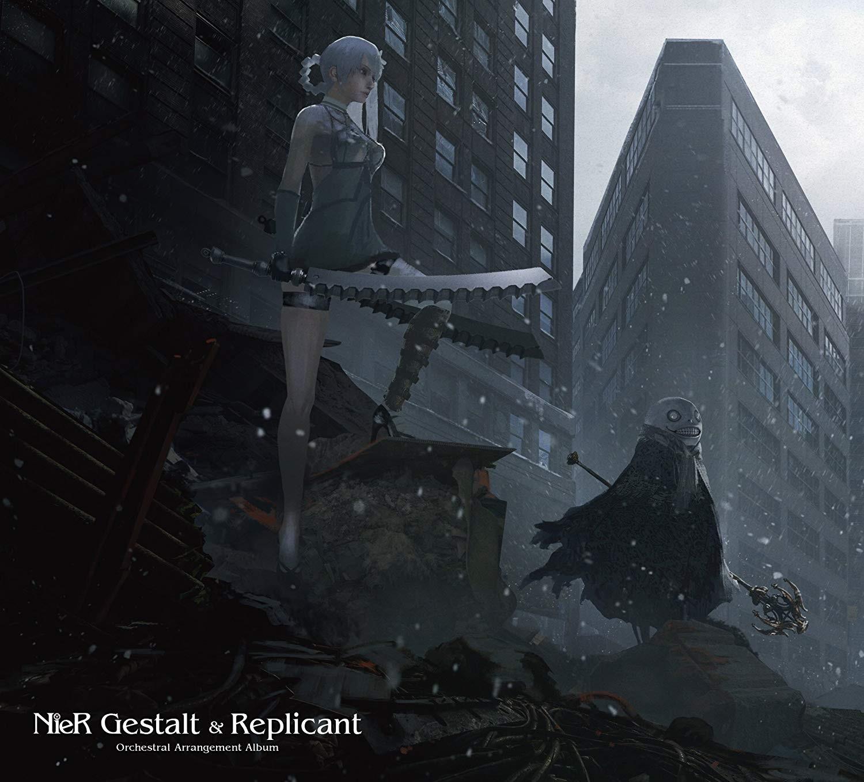 VA – NieR Gestalt & Replicant Orchestral Arrangement Album [FLAC / CD] [2018.09.12]