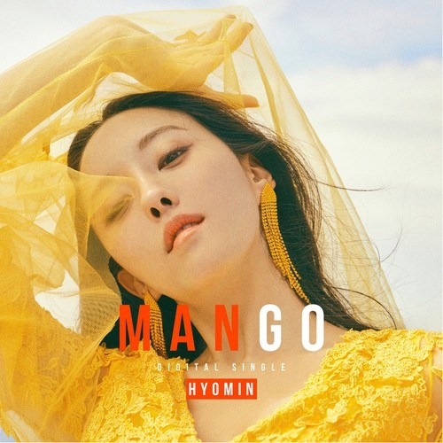 Hyomin (효민) – MANGO [24bit Lossless + MP3 320 / WEB]  [2018.09.12]