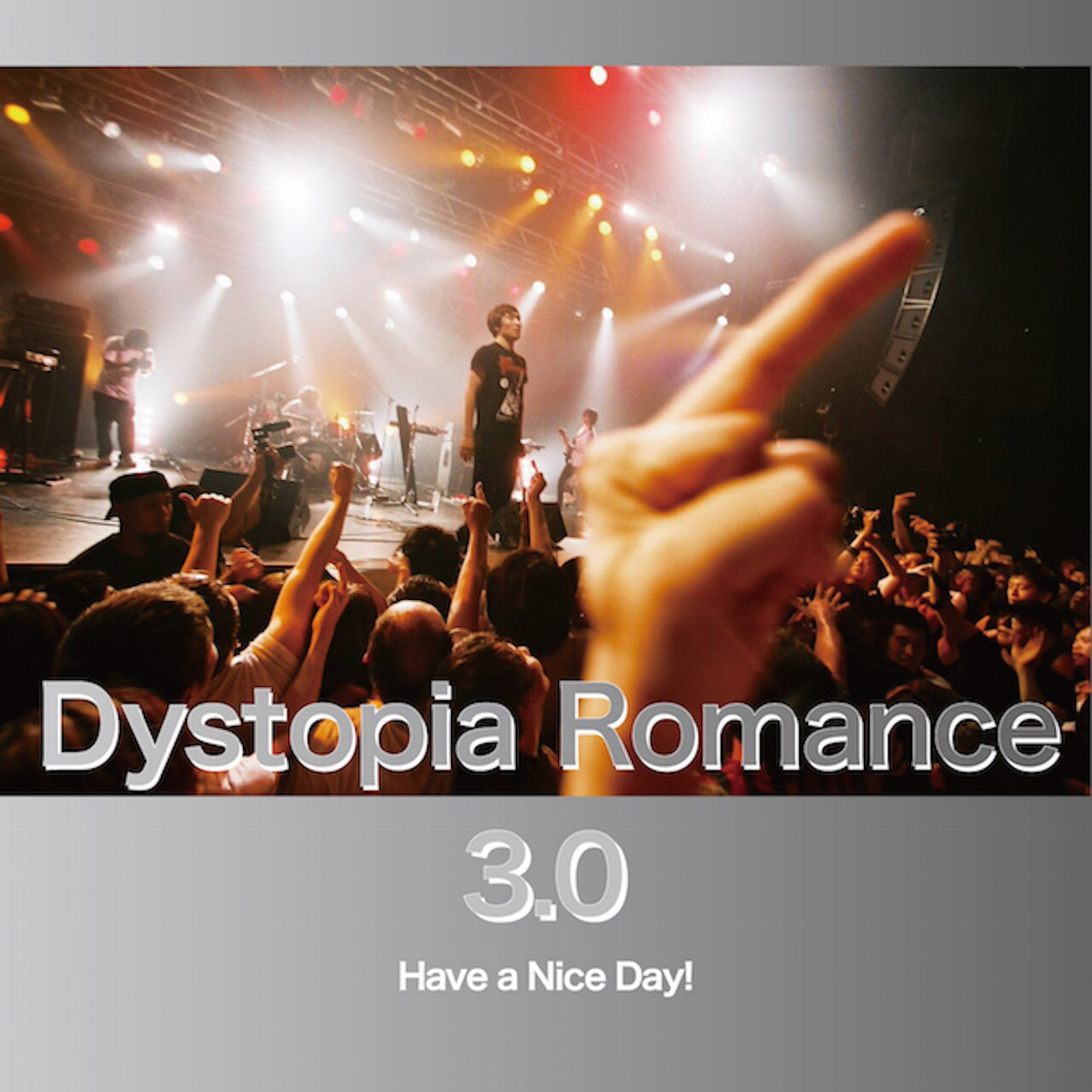 Have a Nice Day! – Dystopia Romance 3.0 [24bit Lossless + MP3 320 / WEB]  [2018.01.12]