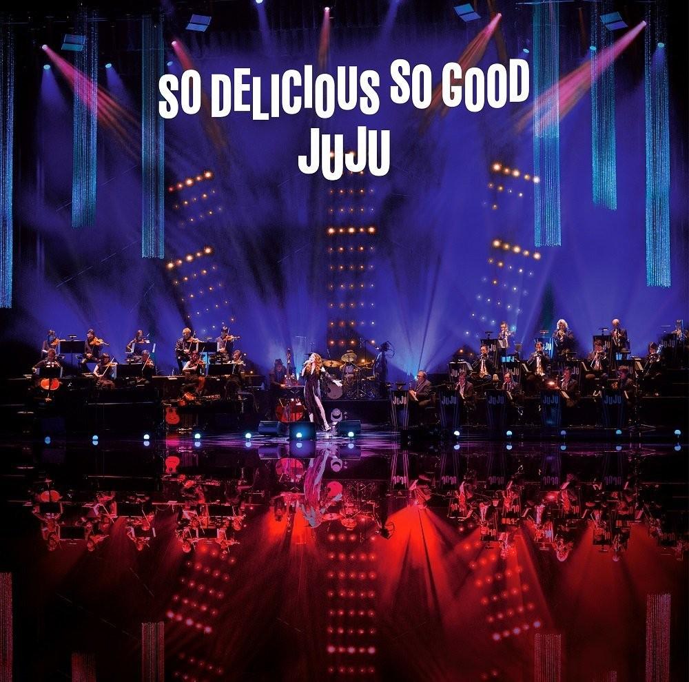 "JUJU – JUJU BIG BAND JAZZ LIVE ""So Delicious, So Good"" [FLAC + MP3 320 / WEB] [2018.04.18]"