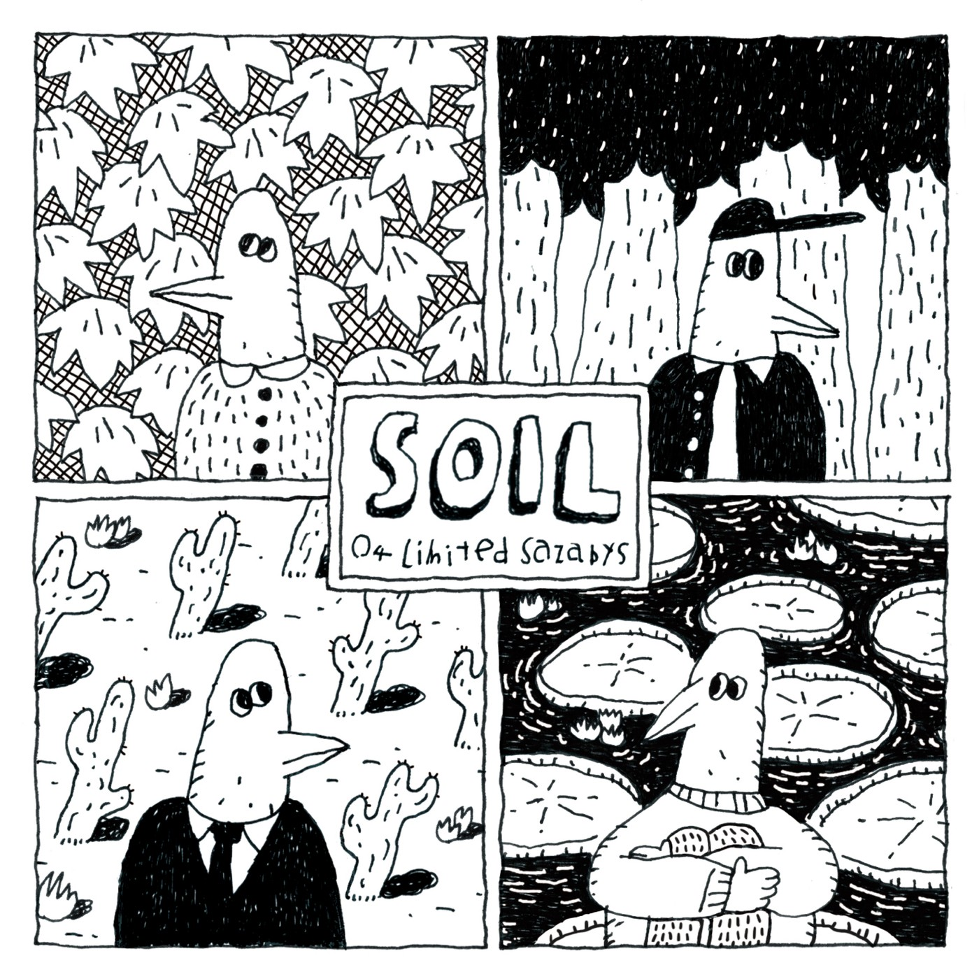 04 Limited Sazabys – SOIL [FLAC + MP3 320 / WEB] [2018.10.10]