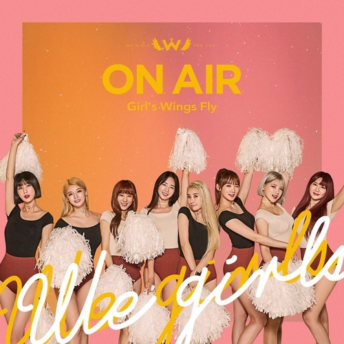 We Girls (위걸스) – Girls Wings Fly [FLAC + MP3 320 / WEB] [2018.10.09]