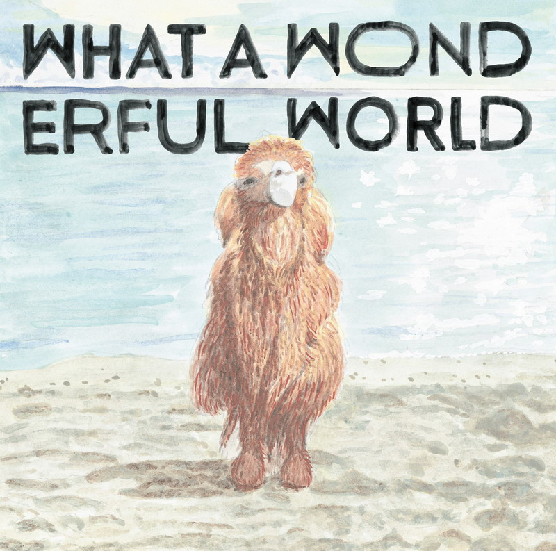 堀込泰行 (Yasuyuki Horigome) – What A Wonderful World [AAC 320 / WEB] [2018.10.10]