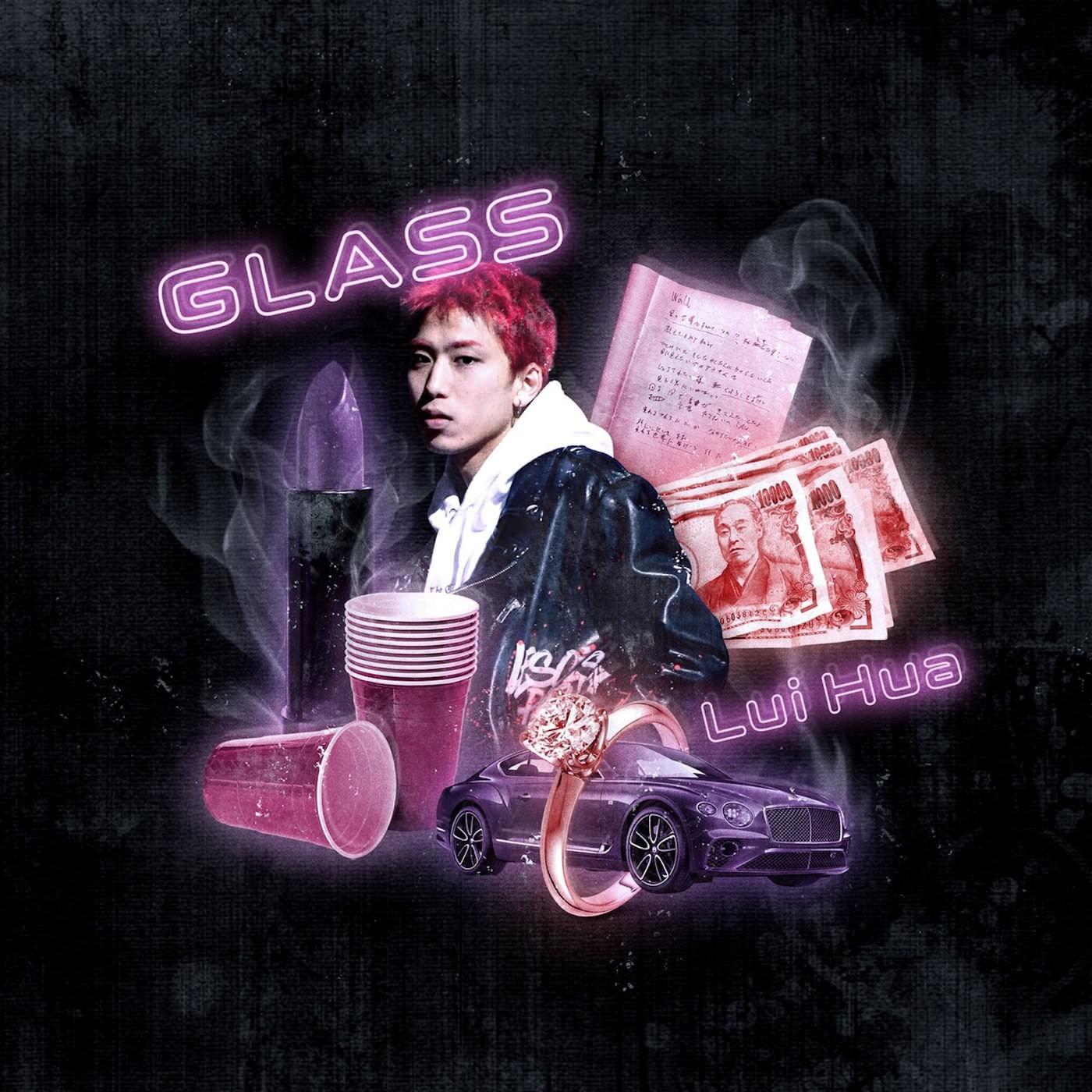 Lui Hua – GLASS [FLAC / WEB] [2018.07.06]