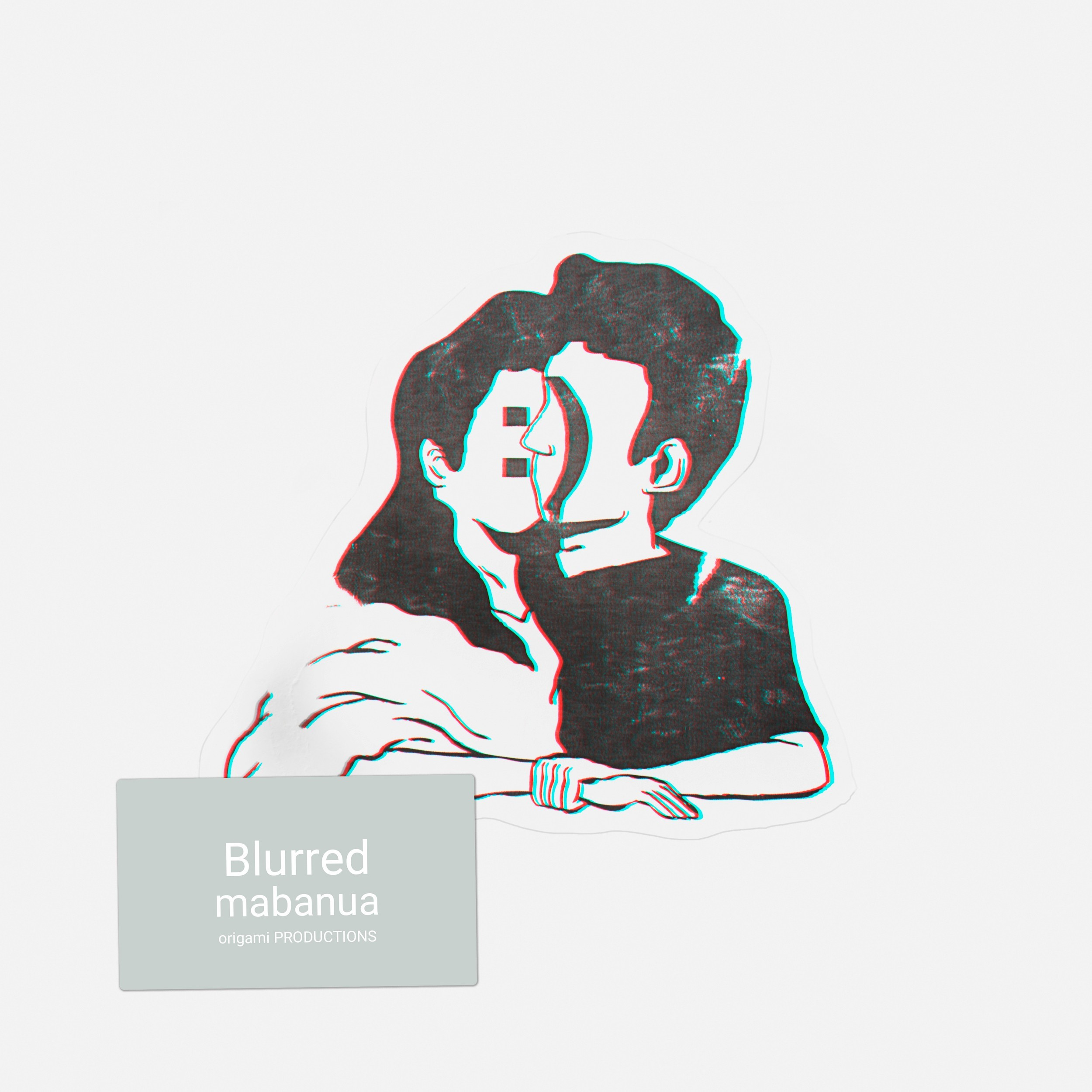 mabanua (バヌア) – Blurred [FLAC / WEB] [2018.08.29]