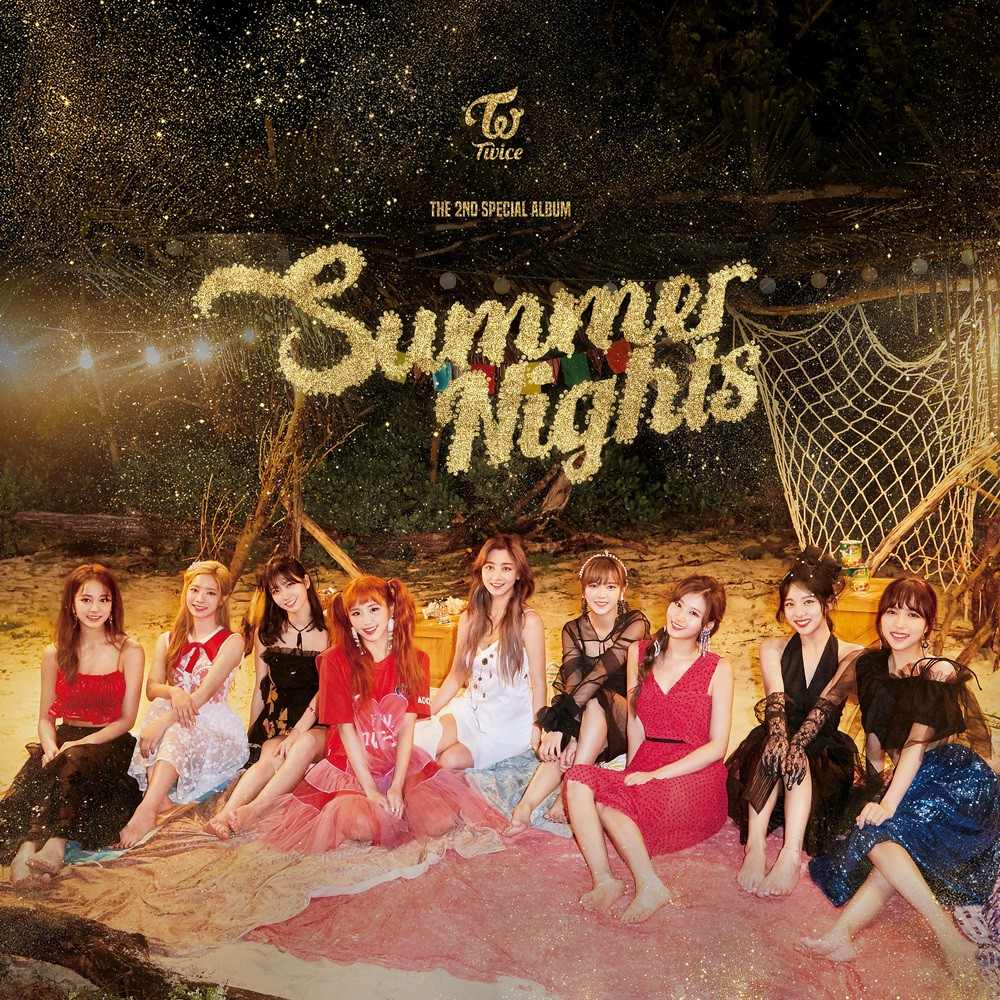 TWICE (트와이스) – Summer Nights [24bit Lossless + MP3 320 / WEB] [2018.07.09]