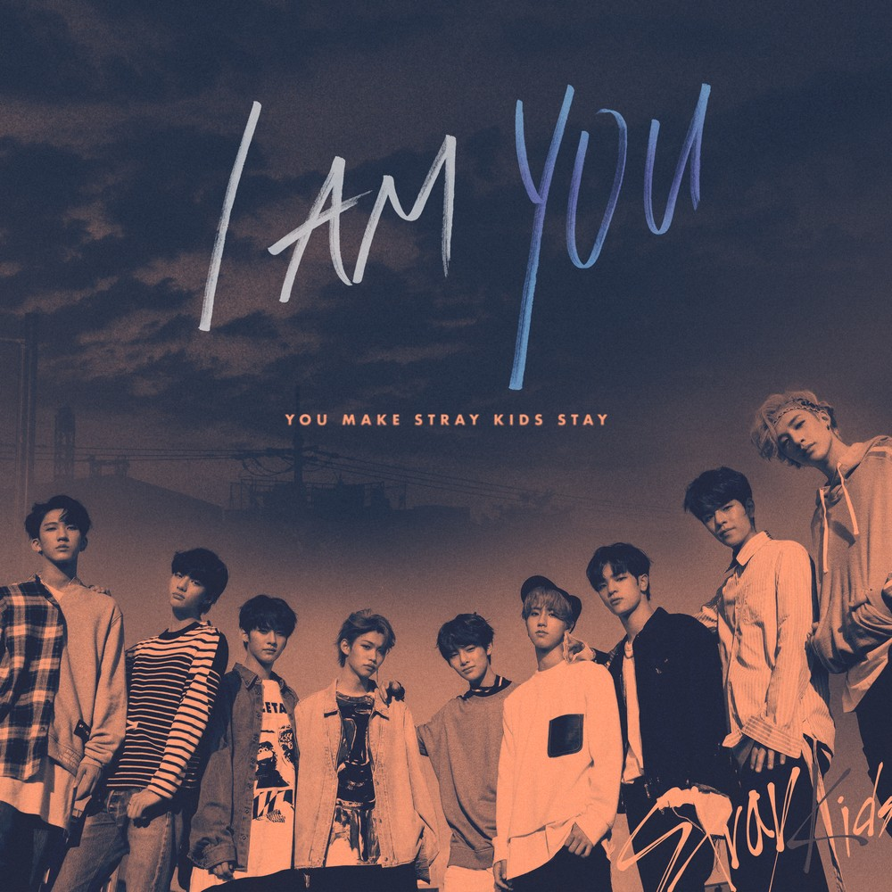 Stray Kids (스트레이 키즈) – I am YOU [FLAC + MP3 320 / WEB] [2018.10.22]