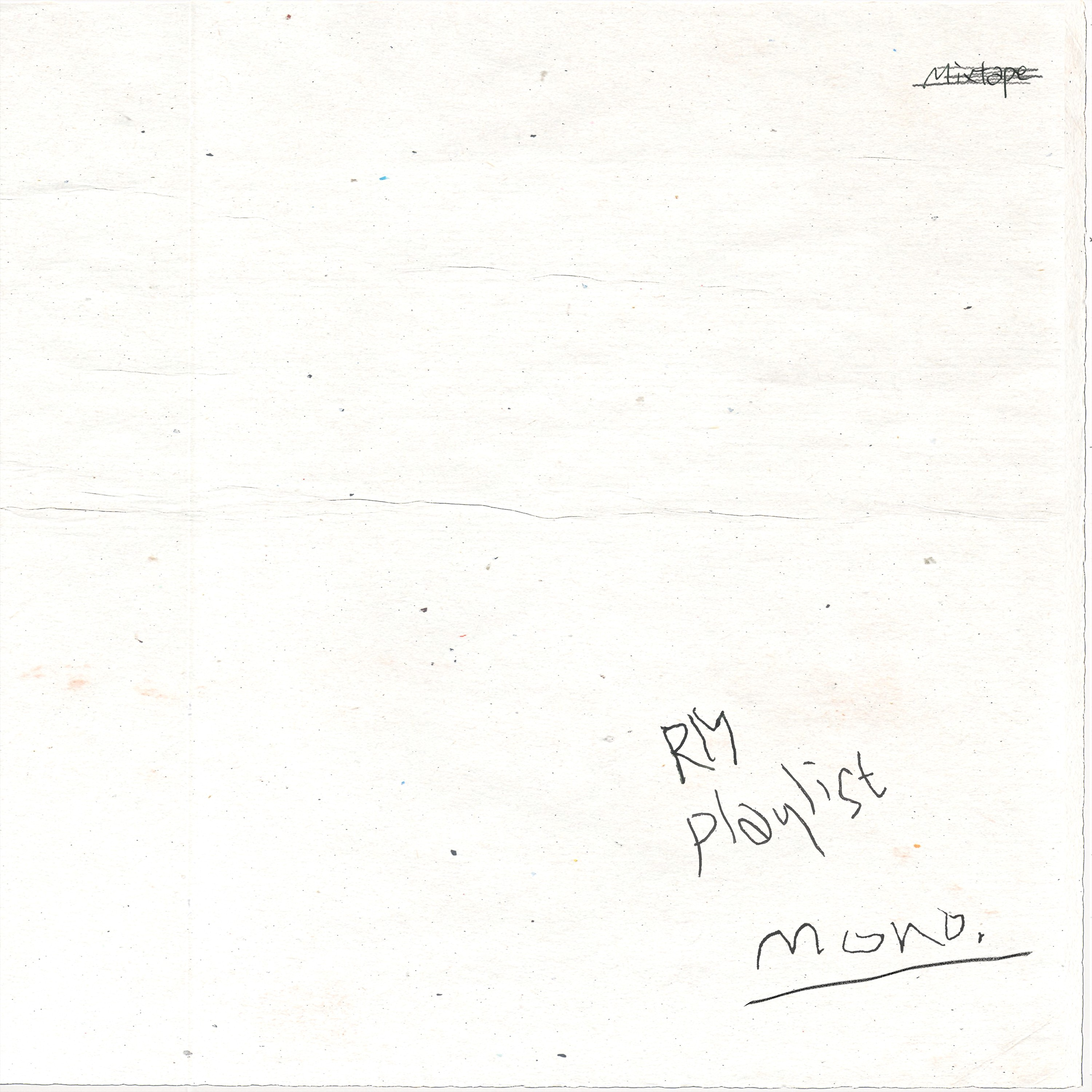 Rap Monster (랩몬스터) – mono. [MP3 320 / WEB] [2018.10.23]