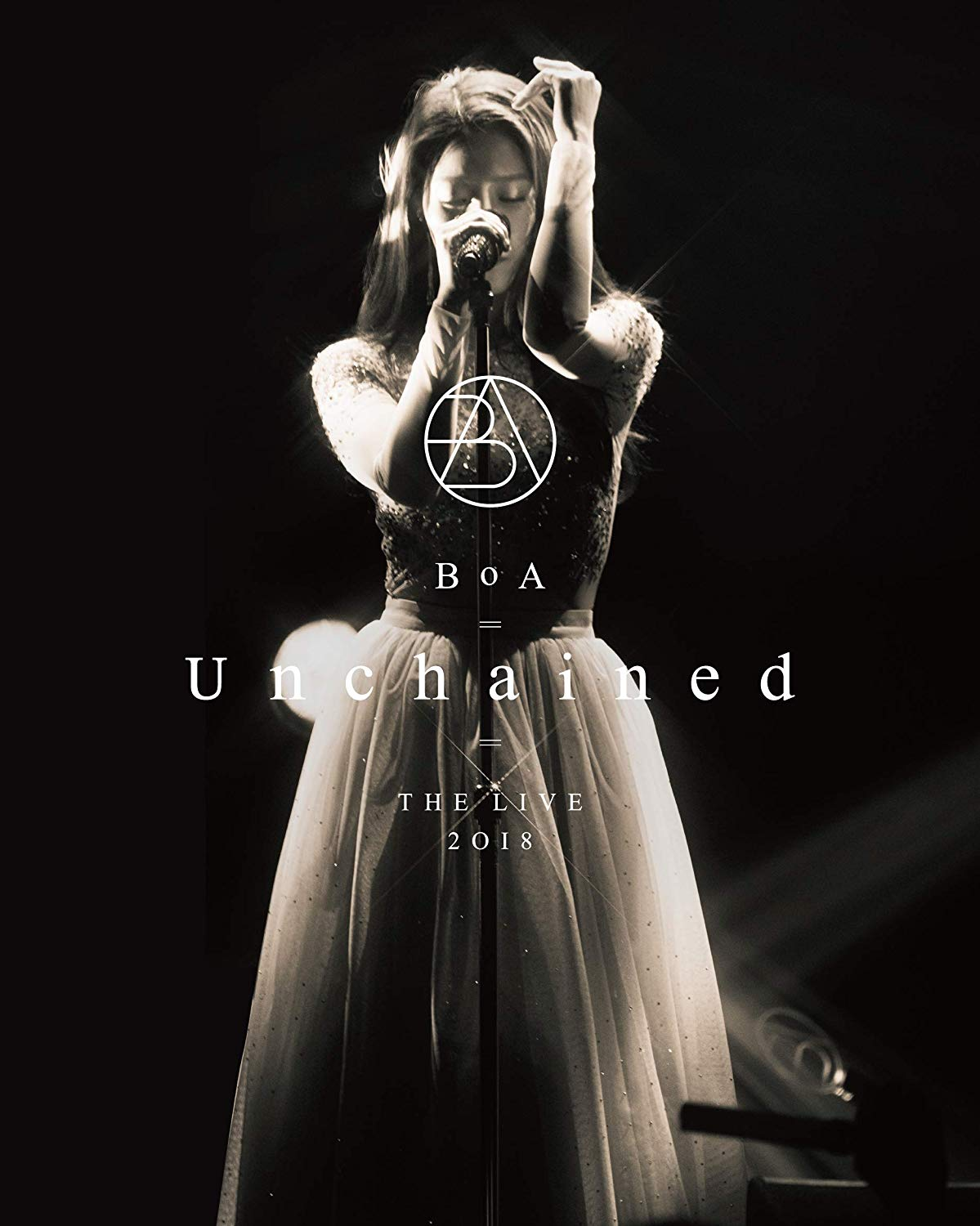 BoA (보아) – BoA THE LIVE 2018 ~Unchained~ (2018) Blu-Ray ISO + BDRip 720p/1080p