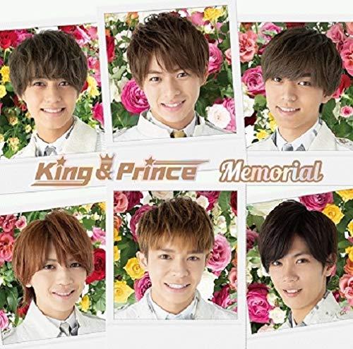 King & Prince – Memorial [MP3 320 / CD] [2018.10.10]