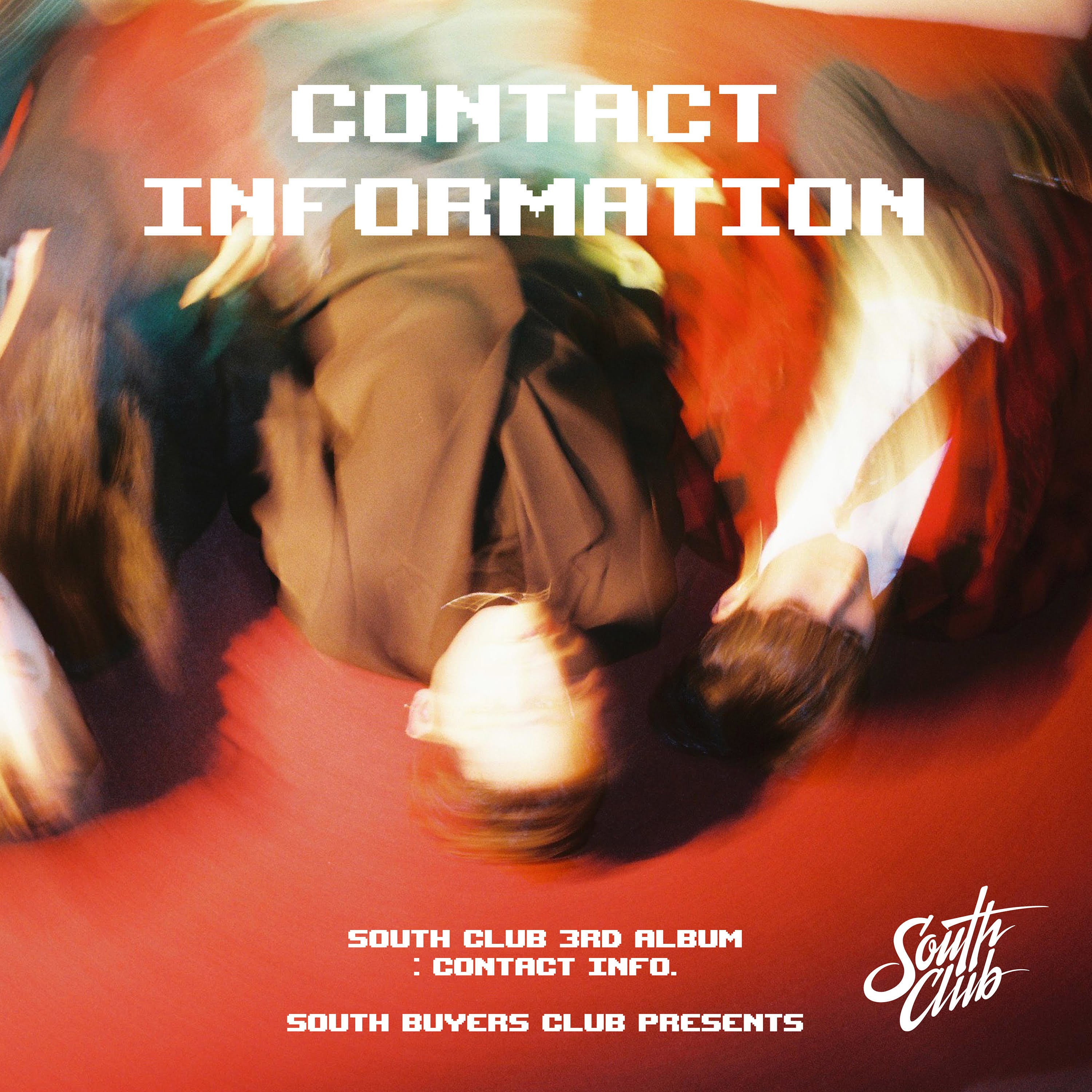 South Club (사우스클럽) – Contact Information [FLAC + MP3 320 / WEB] [2018.10.24]
