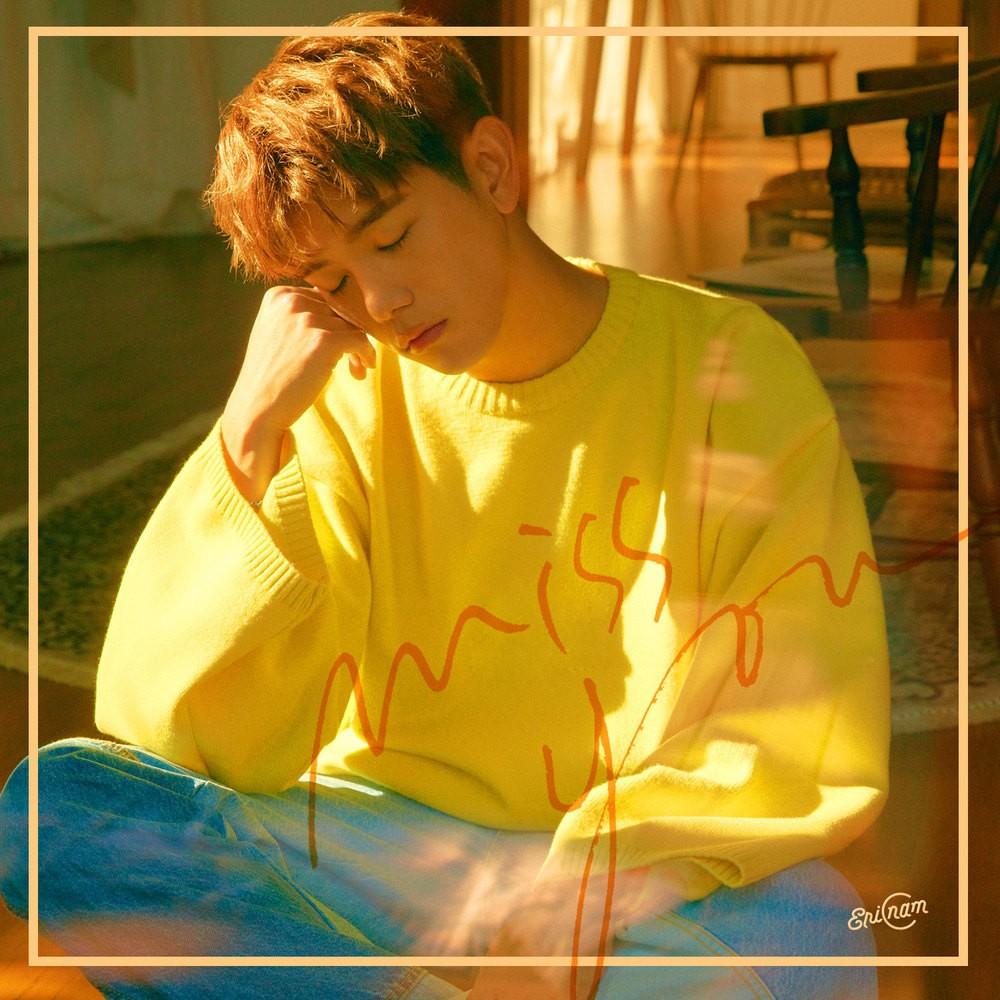 Eric Nam (에릭남) – Miss You [FLAC + MP3 320 / WEB] [2018.10.30]