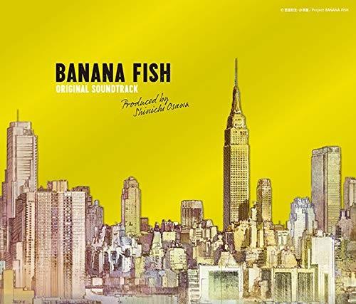 大沢伸一 (Shinichi Osawa) – BANANA FISH ORIGINAL SOUNDTRACK [MP3 320 / CD] [2018.09.26]