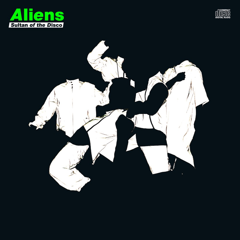 Sultan Of The Disco (술탄 오브 더 디스코)  – Aliens [FLAC + MP3 320 / WEB] [2018.10.30]