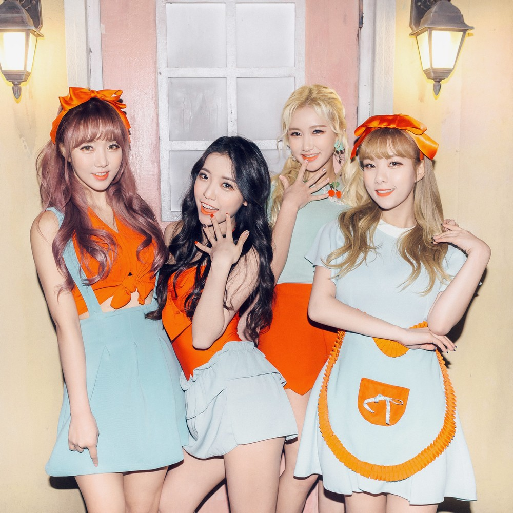 Hey Girls (헤이걸스) – Yoo-Hoo-Hoo (유후후) [FLAC + MP3 320 / WEB] [2018.10.30]