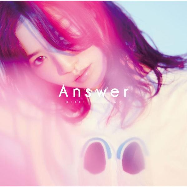當山みれい (Mirei Toyama) – answer [AAC 256 / WEB] [2018.08.29]