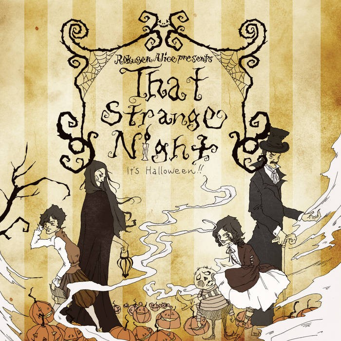 六弦アリス (Rokugen Alice) – That Strange Night [MP3 320 / WEB] [2018.10.20]