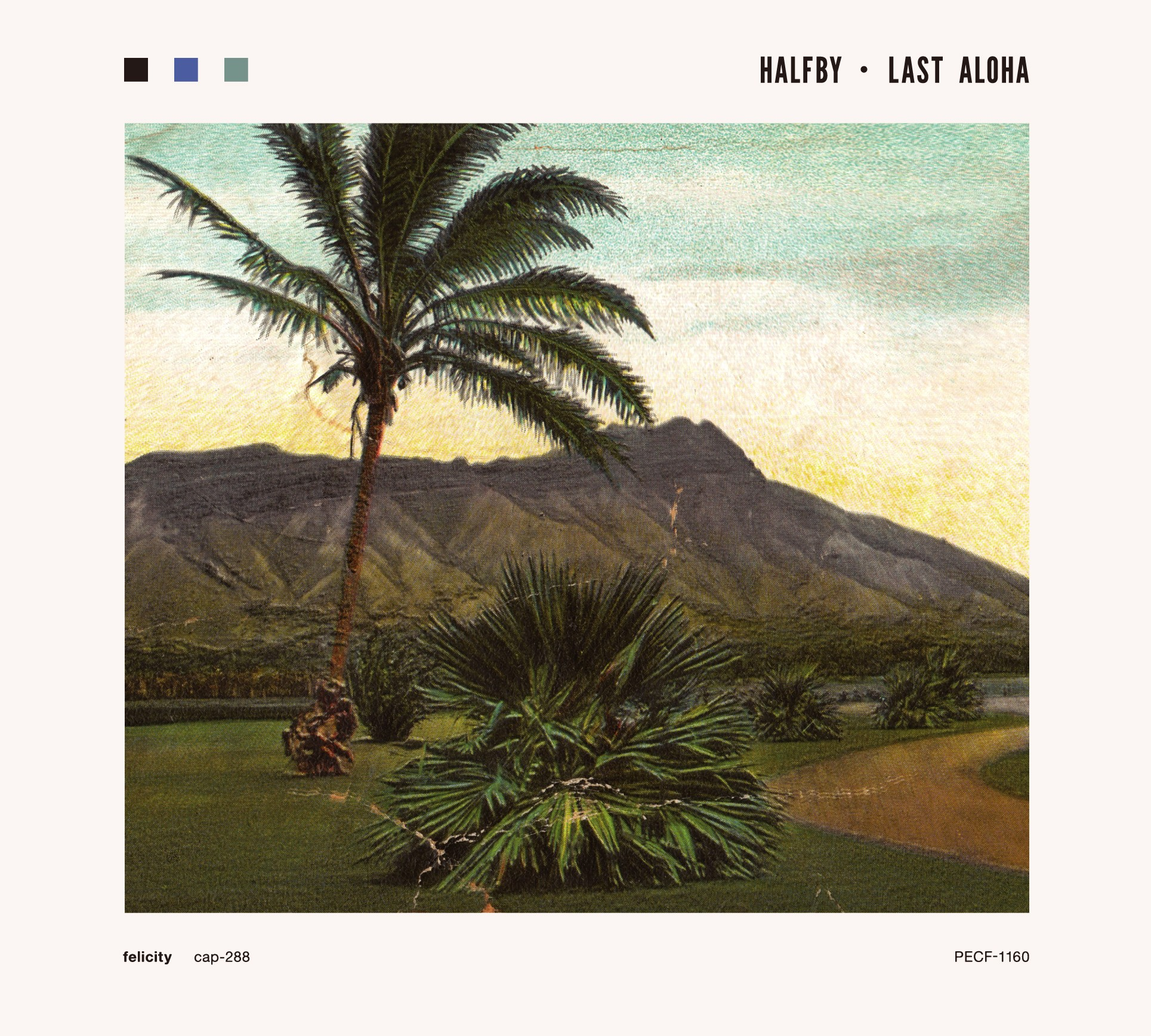 HALFBY – Last Aloha [FLAC / WEB] [2018.09.05]