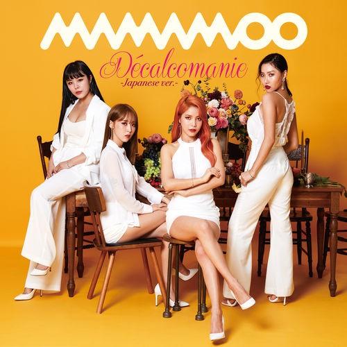 Mamamoo – Decalcomanie -Japanese ver - [FLAC + MP3 320 / WEB
