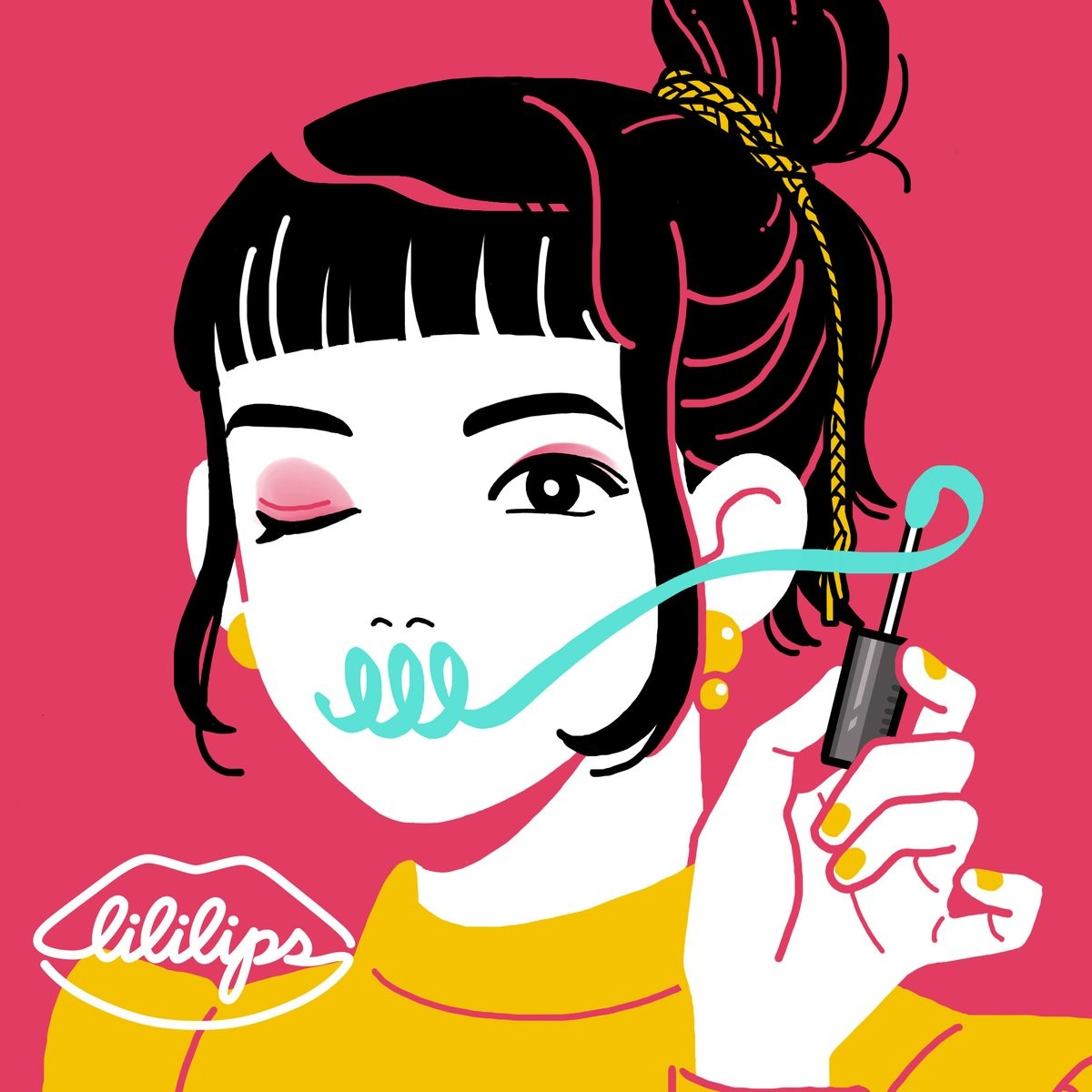 Lililips (リリリップス) – 目は口ほどに物を言うEP [MP3 320 / CD] [2018.10.24]