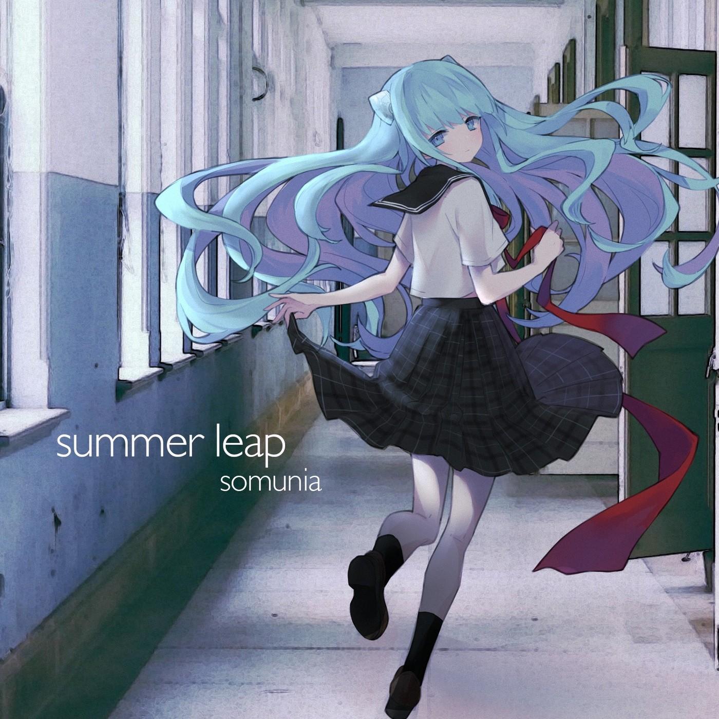 somunia – summer leap [FLAC + MP3 320 / WEB] [2018.09.01]