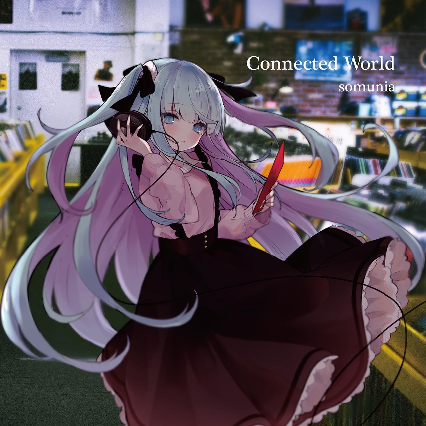 somunia – Connected World [FLAC + MP3 320 / WEB] [2018.10.28]