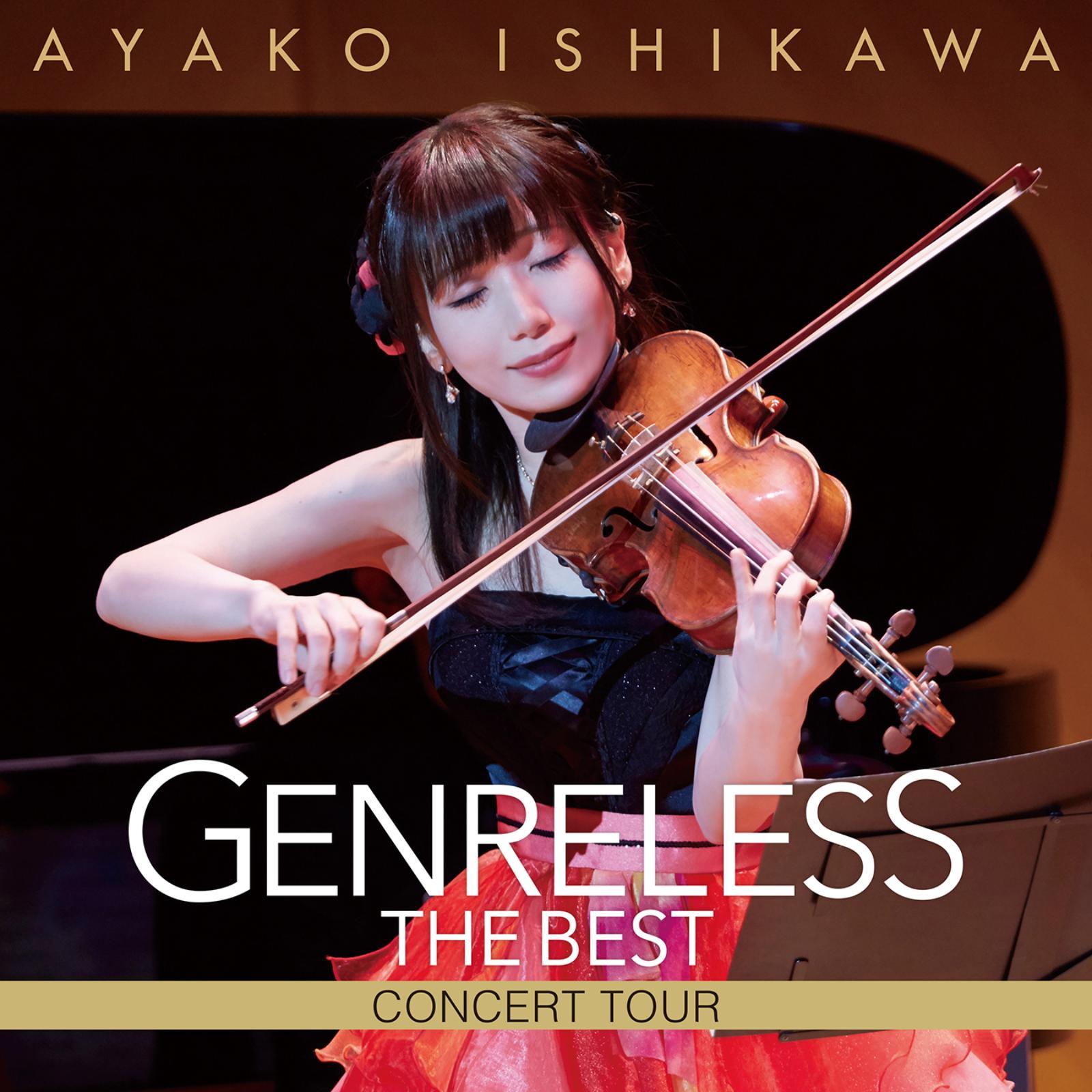石川綾子 (Ayako Ishikawa) – ジャンルレス THE BEST コンサートツアー (Genreless THE BEST Concert Tour) [Ototoy FLAC 24bit/192kHz + Blu-Ray ISO]