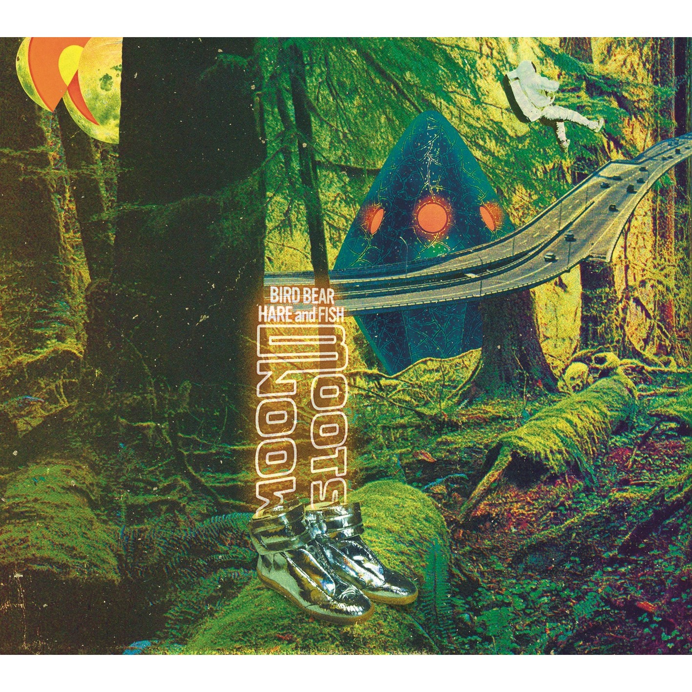 Bird Bear Hare and Fish – Moon Boots [24bit Lossless + MP3 320 / WEB]  [2018.09.05]