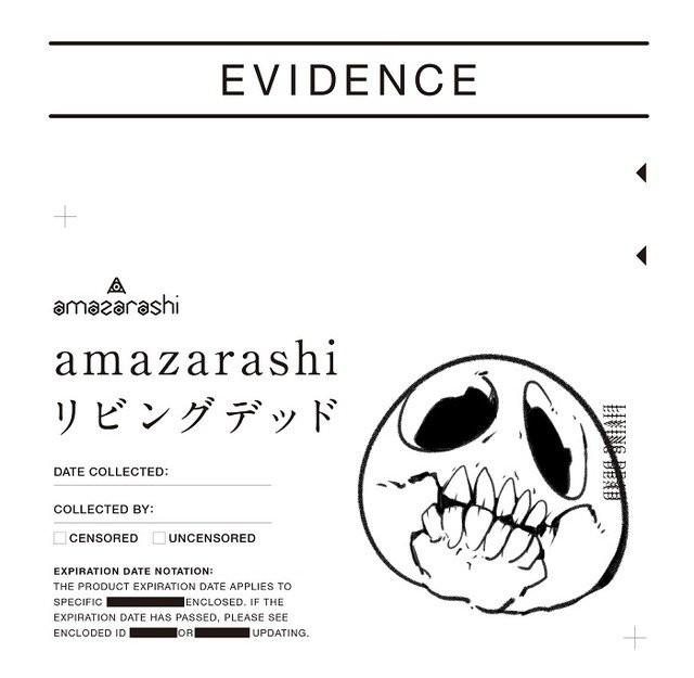 amazarashi – リビングデッド (Living Dead) [24bit Lossless + MP3 320 / WEB]  [2018.11.07]