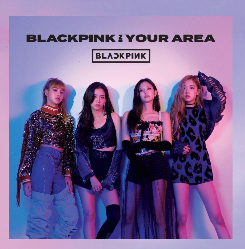 BLACKPINK (블랙핑크) – BLACKPINK IN YOUR AREA [FLAC / WEB