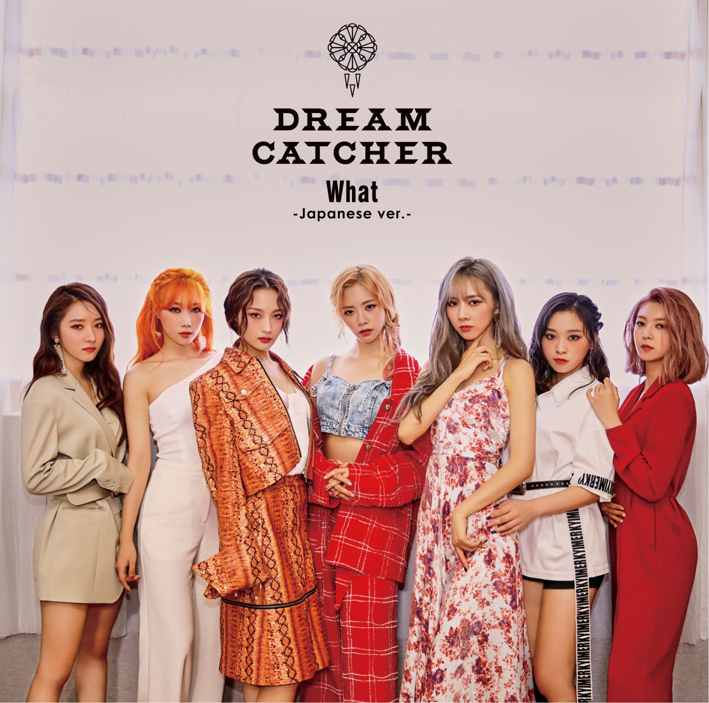 Dreamcatcher (드림캐쳐) – What [FLAC + AAC 256] [2018.11.21]