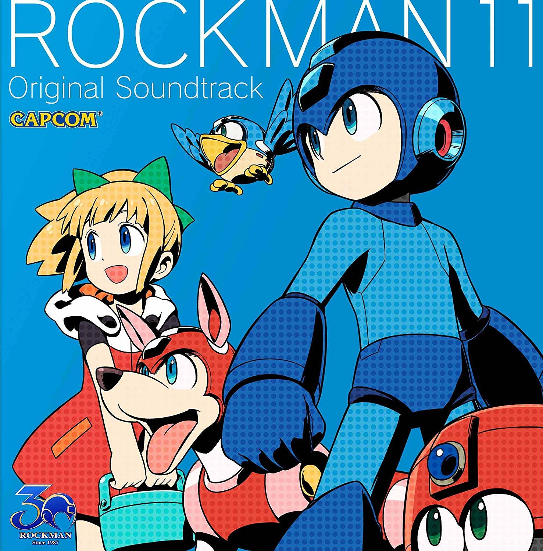VA – ロックマン11 運命の歯車!! オリジナルサウンドトラック (ROCKMAN 11 Original Soundtrack) [FLAC / CD] [2018.11.14]