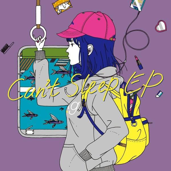 ASIAN KUNG-FU GENERATION – Can't Sleep EP [FLAC + MP3 320 / WEB] [2018.12.05]