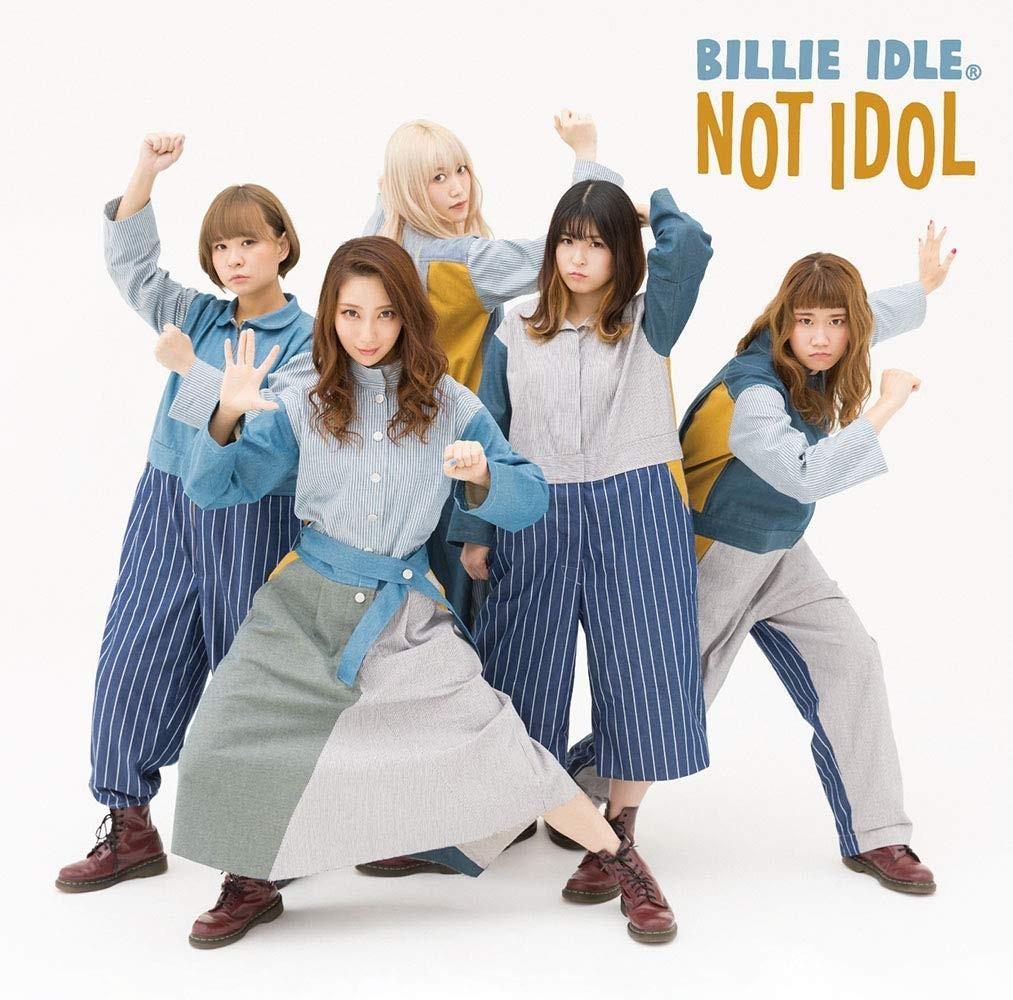 BILLIE IDLE – NOT IDOL [FLAC + MP3 VBR / CD] [2018.11.07]