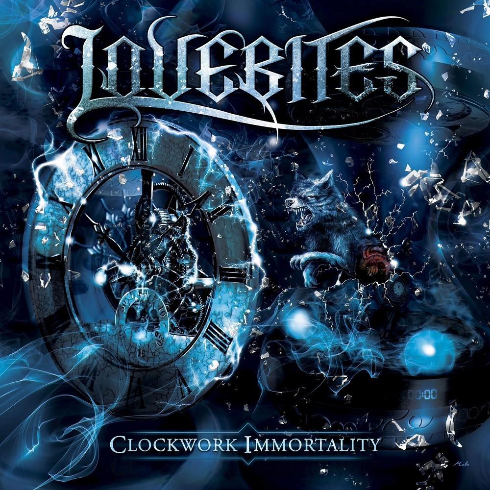 LOVEBITES – Clockwork Immortality (クロックワーク・イモータリティ) [FLAC + MP3 320 / WEB] [2018.12.05]