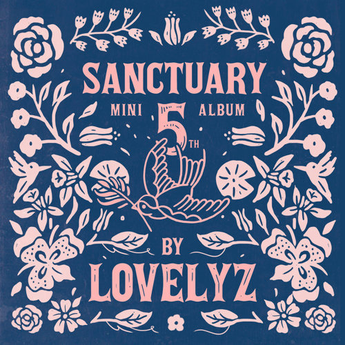 Lovelyz (러블리즈) – SANCTUARY [FLAC + MP3 320 / WEB] [2018.11.26]